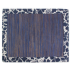 Waterlily Placemats - Passio Midnight blue- SET OF 4! | Gaya Alegria