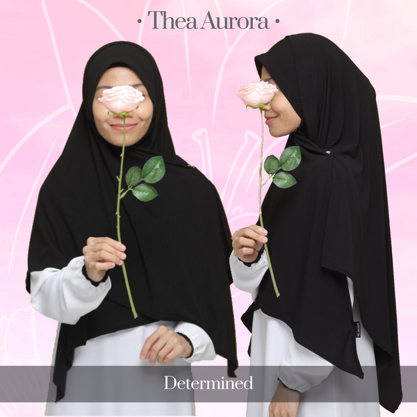 TUDUNG THEA AURORA - Determined