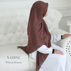 AS-IS TUDUNG NADINE - Wheat Brown