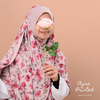 INSTANT SHAWL AYRA PRINTED - Quench Sand
