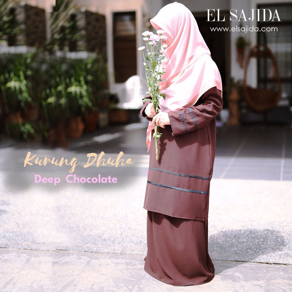 KURUNG DHUHA - Dark Chocolate