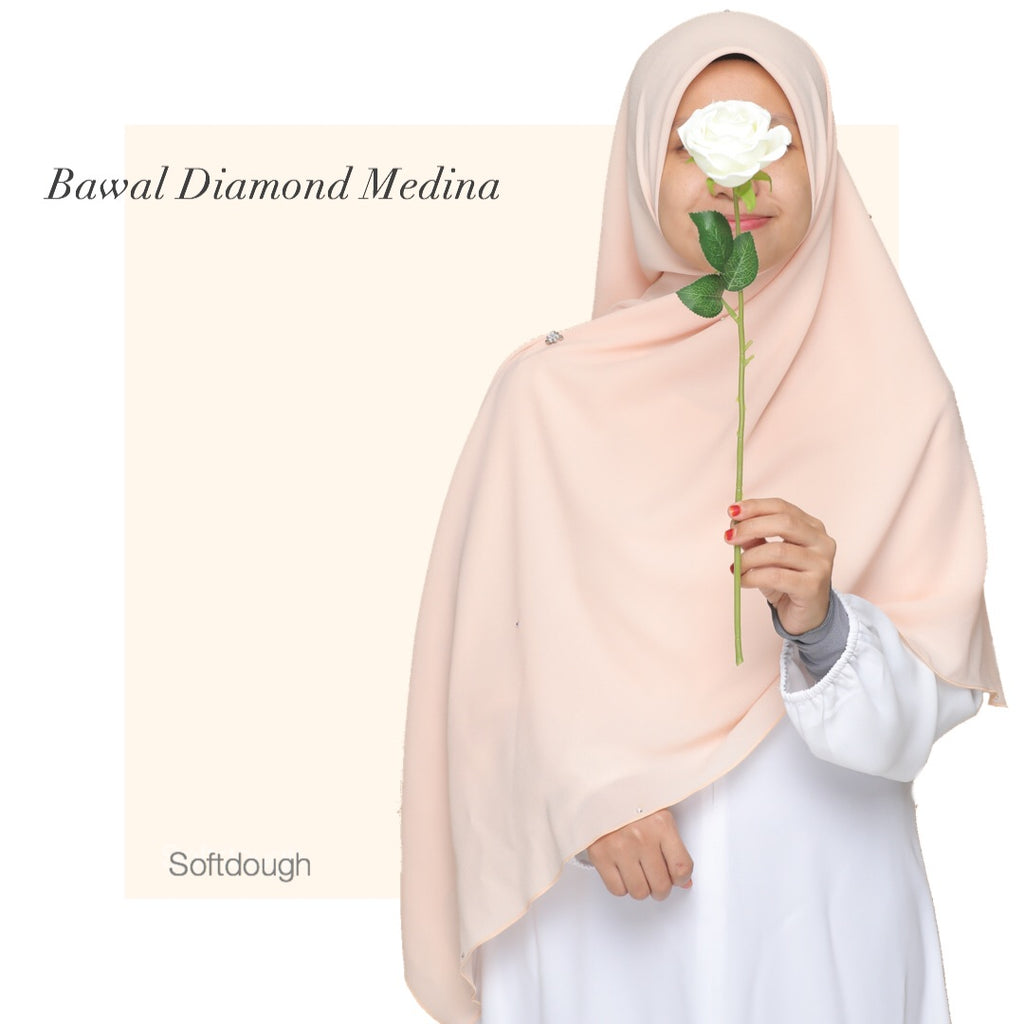 TUDUNG MEDINA - Softdough