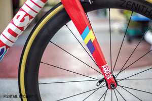 New CINELLI Superstar Red Hot Rolled Out of Our Store!