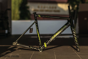 Here Goes Our Last Centurio Primus Plus Frameset