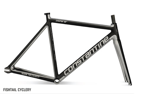 Constantine Disparar 2019 Frameset - FISHTAIL CYCLERY