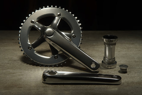 ANDEL Tracer 21 Crankset with BB - FISHTAIL CYCLERY
