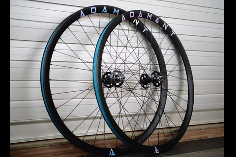 Ascent Adamant Track Wheelset - FISHTAIL CYCLERY