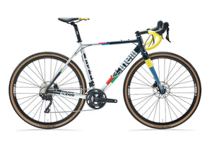 CINELLI Zydeco 2021 Chasing After Rainbows GRX 2X (End July 2021 Arrival, Pre-Order Only)