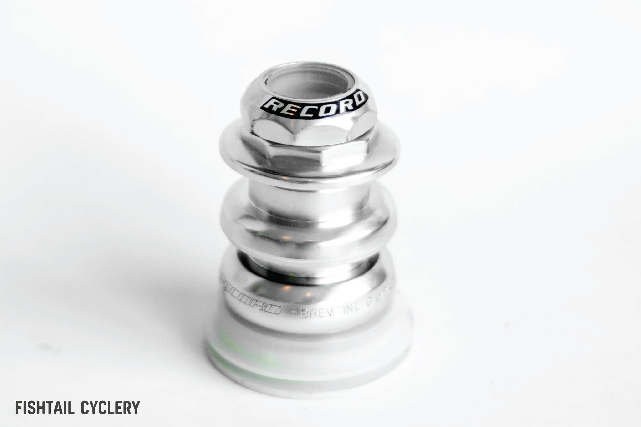 Campagnolo Record Threaded Headset - FISHTAIL CYCLERY