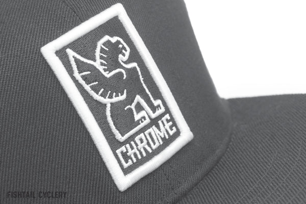 Chrome Industries Baseball Cap - FISHTAIL CYCLERY