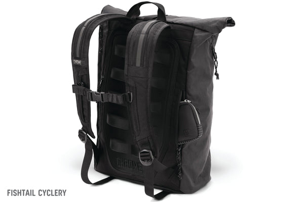 Chrome Industries BLCKCHRM 22X YALTA 3.0 - FISHTAIL CYCLERY
