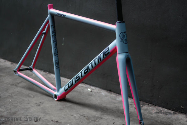 Constantine Disparar Frameset 2017 - FISHTAIL CYCLERY