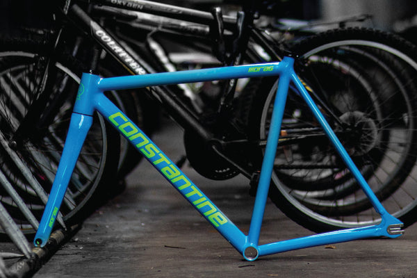 Constantine Drag Frameset 2017 - FISHTAIL CYCLERY