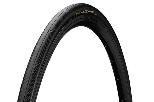 Continental Ultra Sport III Road Tyre (700c Folding Bead) - FISHTAIL CYCLERY