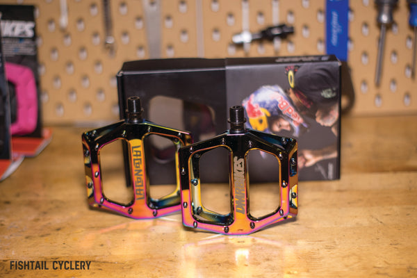 DMR LACON EDITION FLAT PEDALS - FISHTAIL CYCLERY