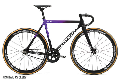 CONSTANTINE Drag Frameset 2018 - FISHTAIL CYCLERY