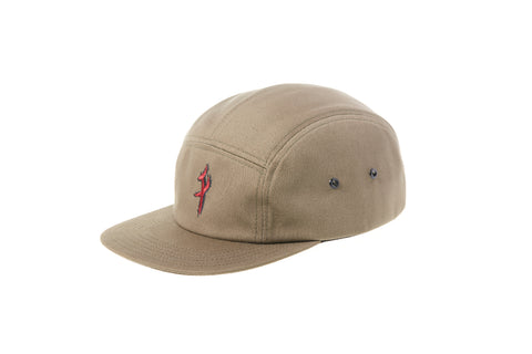 Father Tu 5 Panel Cap - FISHTAIL CYCLERY