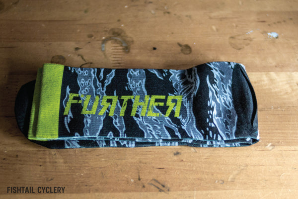 Father Tu Socks - FISHTAIL CYCLERY