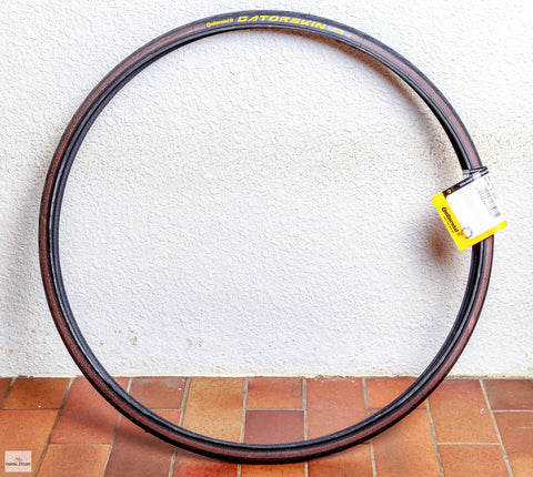 Gatorskin Clincher Tyre (Wire Bead) - FISHTAIL CYCLERY
