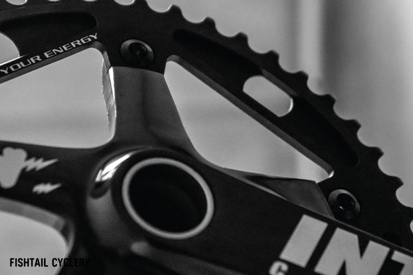 INTRO7 Devil Eye Crankset - FISHTAIL CYCLERY