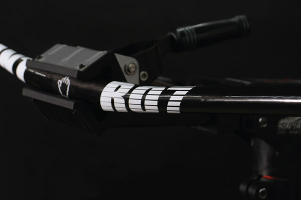 INTRO7 Carbon Riser Bar - FISHTAIL CYCLERY