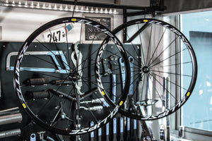 Mavic Ellipse Wheelset 2012 - FISHTAIL CYCLERY