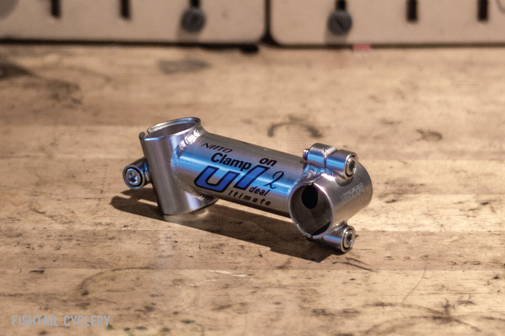 NITTO UI-2 CLAMP ON STEM