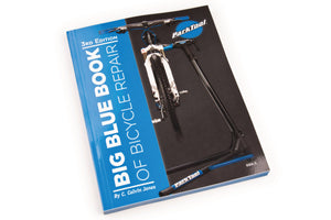 Park Tool Big Blue Book of Bicycle Repair Vol. 3 (BBB-3) - FISHTAIL CYCLERY