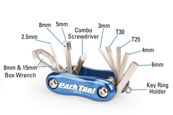 Park Tool MT-30 - FISHTAIL CYCLERY