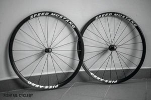 PIZZ Speed Mustang Track Wheelset