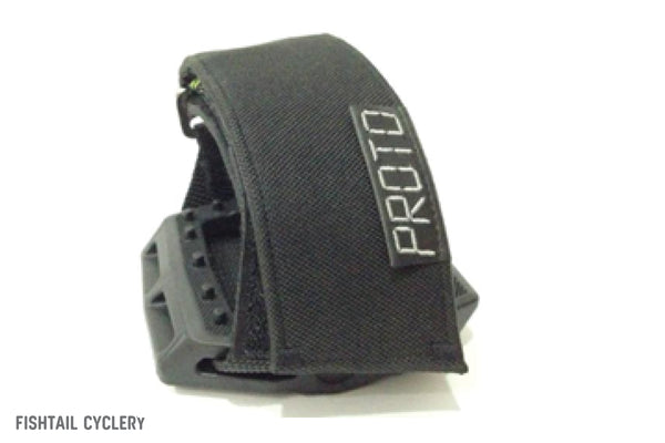 PROTO RETENTION STRAPS - FISHTAIL CYCLERY