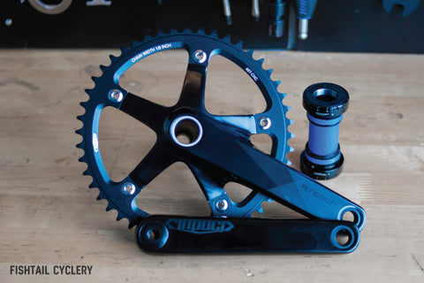 Rinpoch Crankset 2130 GXP Bottom Bracket