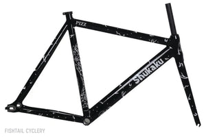 Shukaku Frameset - FISHTAIL CYCLERY