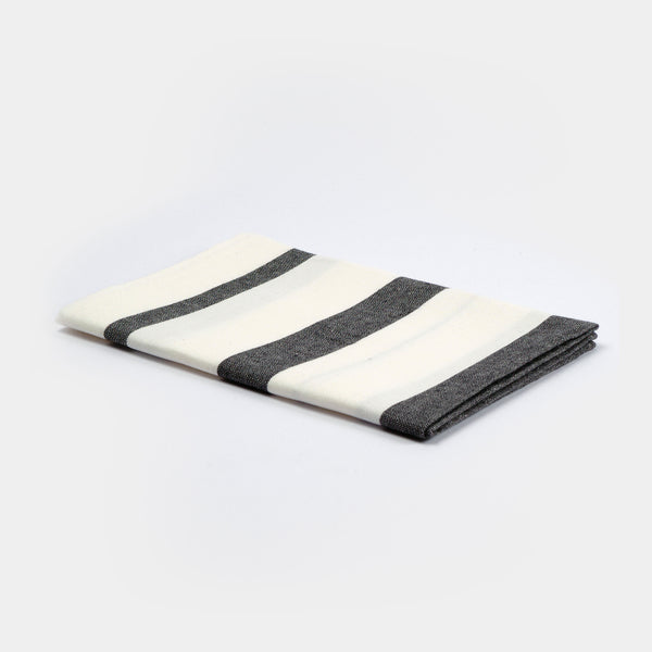 T1 - Linen tea towel - 2 stripe