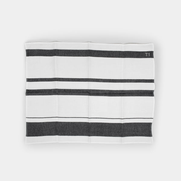 T1 - Linen tea towel - 1 stripe