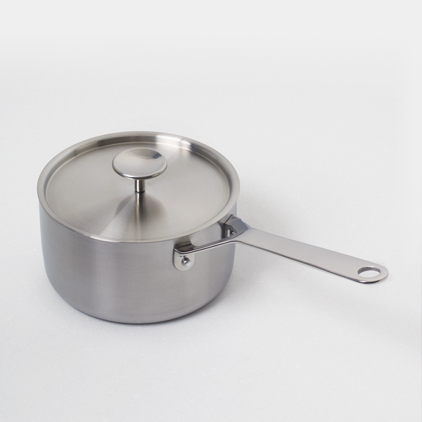 S1 – Tri Ply Stainless Steel Saucepan