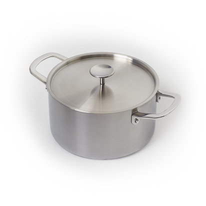 S2 - Tri Ply Stainless Steel Casserole