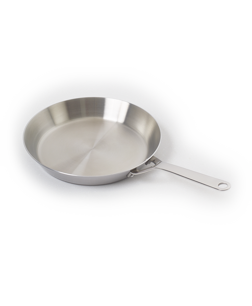 S5 – Tri Ply Stainless Steel Frying Pan