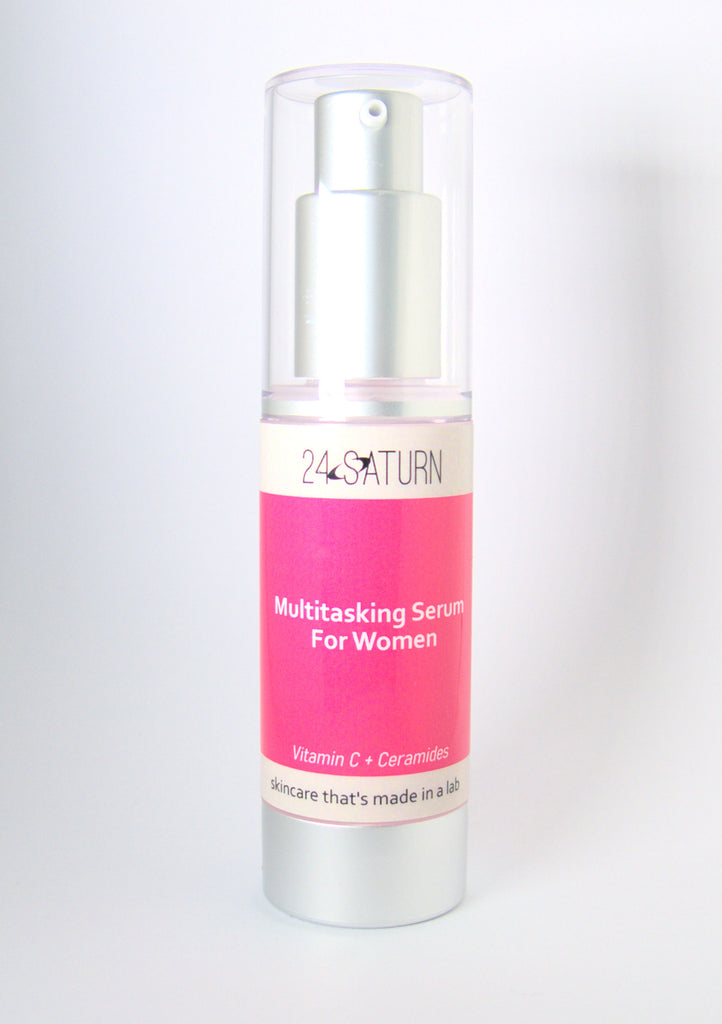 MULTITASKING SERUM FOR WOMEN Vitamin C + Ceramides 30ml