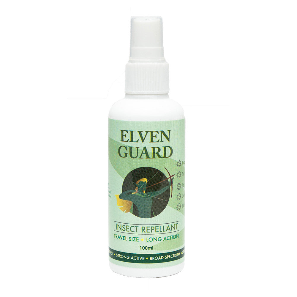 AMBER Elven Guard mosquito repellent 100ml