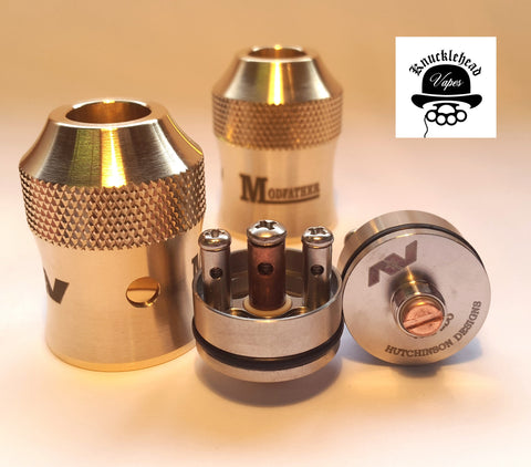Modfather / Hubble 2 cap with deck style kit