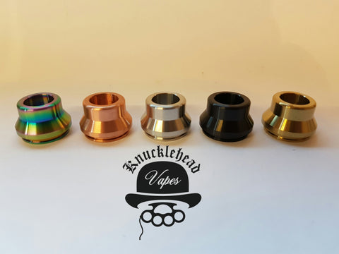Chubby Chuff Caps 22mm