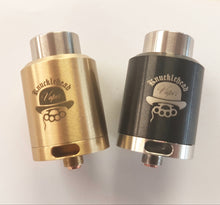 Load image into Gallery viewer, Knucklehead Vapes Logo Kennedy Style RDA's