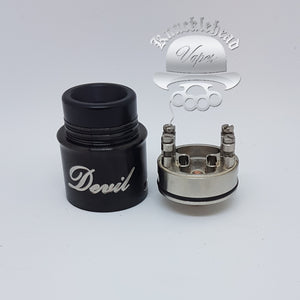 Devil Styled Rda Squonk Compatible