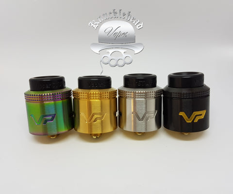 Hellvape VP STYLED Squonk Compatible Rda