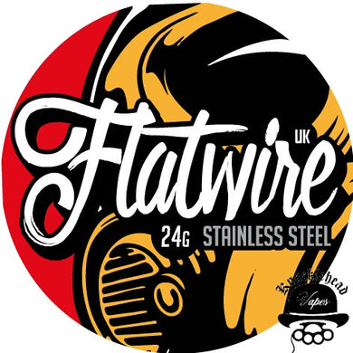 FlatwireUK Stainless 316l Flat wire