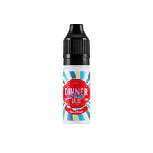 Load image into Gallery viewer, 20mg Dinner Lady 10ml Flavoured Nic Salt