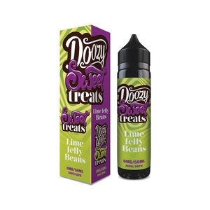 Doozy Sweet Treats 0mg 50ml Shortfill (70VG/30PG)