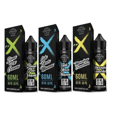 FFX by Fcukin' Flava 50ml Shortfill 0mg (50VG/50PG)