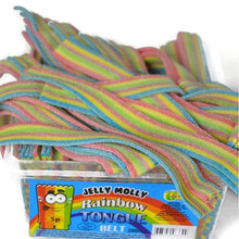Load image into Gallery viewer, Jelly Molly Fruit Flavoured Belts (Halal & Vegetarian)